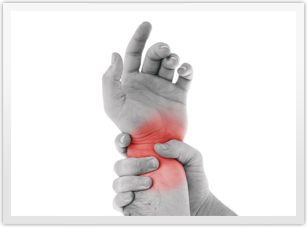 Carpal Tunnel pain Far Infrared Therapy